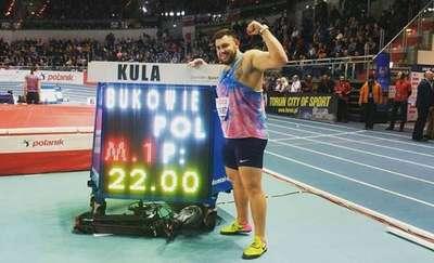 Powrót króla! Konrad Bukowiecki z rekordem Polski i Europy!