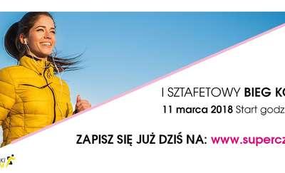 Sztafetowy bieg kobiet w Olsztynie! Zapisy!
