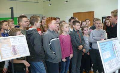 Wycieczka uczniów z Zajączkowa do Olsztyna