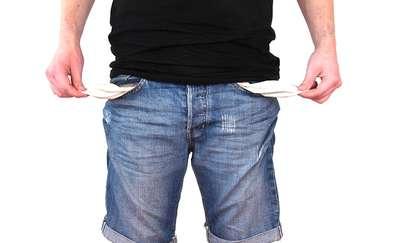 Upadłość Polaków: w sumie 2 mld długu