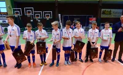 UKS Jedynka I Nidzica na podium turnieju Nidzica Cup 2018