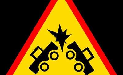 Wypadek na trasie Ełk-Prostki. Ranne dwie osoby