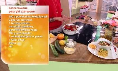 Zdrowy i szybki obiad, który można zabrać do pracy. Przepisy Darii Ładochy