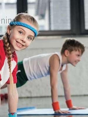 Crossfit dla dzieci, a może gimnastyka?