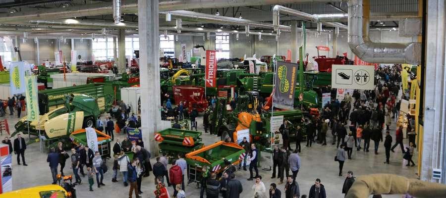 Rok temu wystawę Mazurskie Agro Show w Ostródzie odwiedziło ponad 42 tys. osób