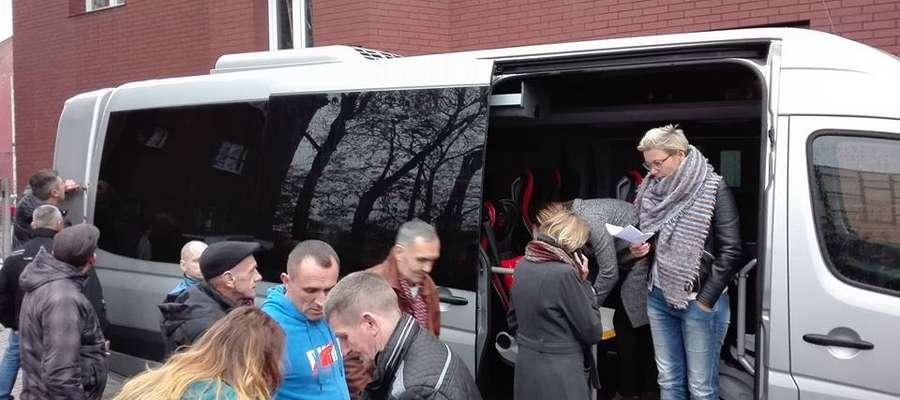 Fot.W schronisku prowadzonym przez Adrianę Porowską rocznie pomaga się około 300 osobom