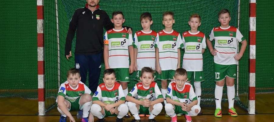 Młodzi zawodnicy Wkry Żuromin odnieśli sukces podczas Sieprc Cup.