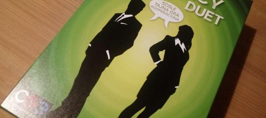 """""""Tajniacy: Duet"""" to szybki i prosty tytuł do gry w dwie osoby"""