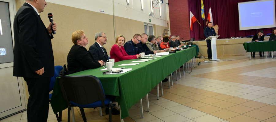 Debata społeczna w Tolkmicku