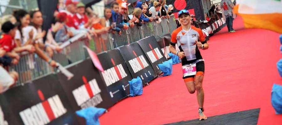 fot. — Anna Bieniasz-Lechowicz jest zeszłorocznym objawieniem polskiego triathlonu