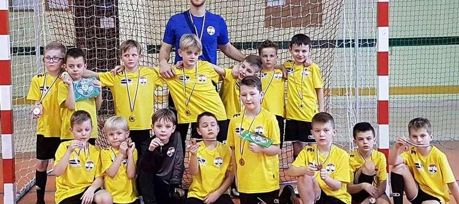 Piłkarze Sokoła byli najlepsi podczas rywalizacji w Lubawie