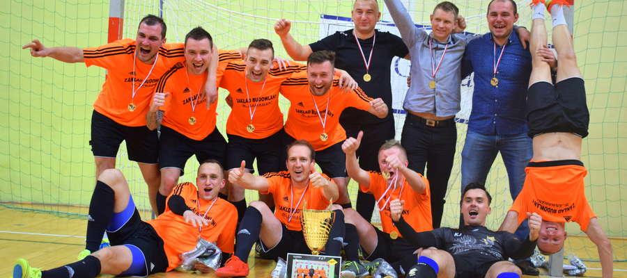 Mistrzostwo Suskiej Ligi Futsalu pojechało na iławski Gajerek