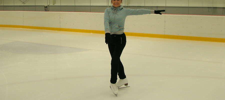 Elżbieta Kotlicka, instruktorka i łyżwiarka