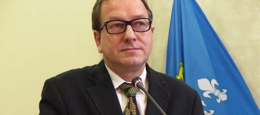 Marek Polański, Starosta Powiatu Iławskiego
