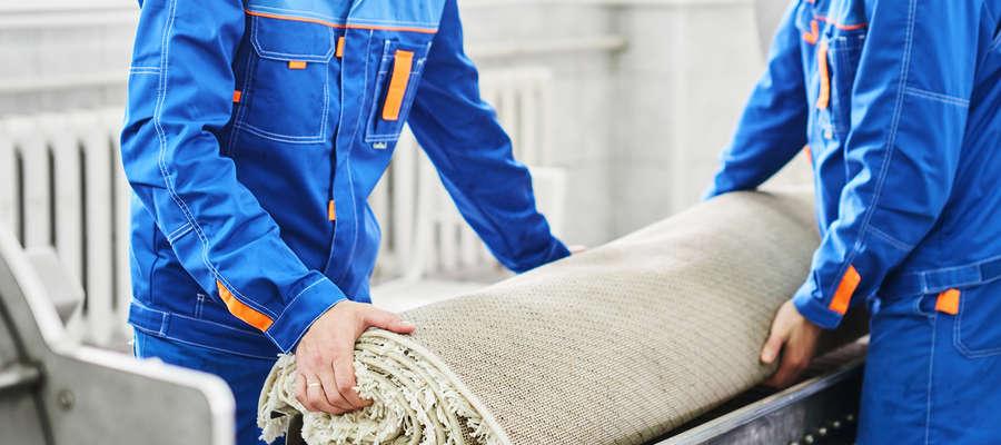 Pranie dywanów bez wysiłku