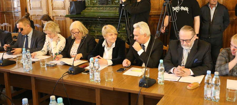 Zmiany w Zarządzie Powiatu to efekt wniosku złożonego przez Klub Radnych PSL.