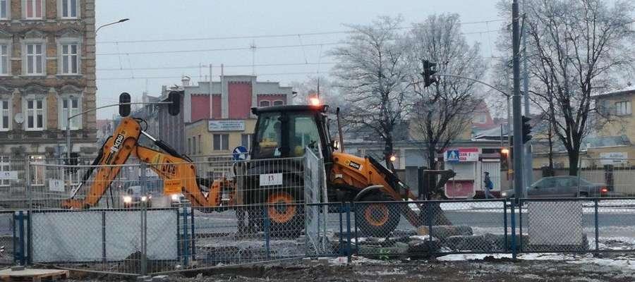 Przebudowa skrzyżowania przy ul.Mickiewicza