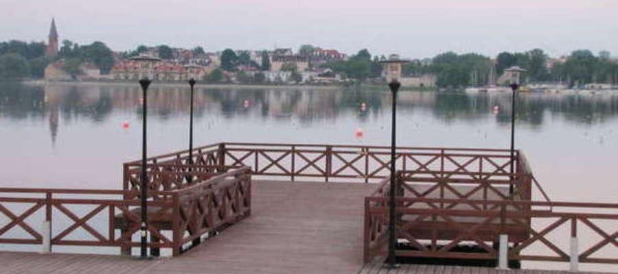 Neonaziści planowali zlot w Ostródzie w tawernie nad Jeziorem Drwęckim