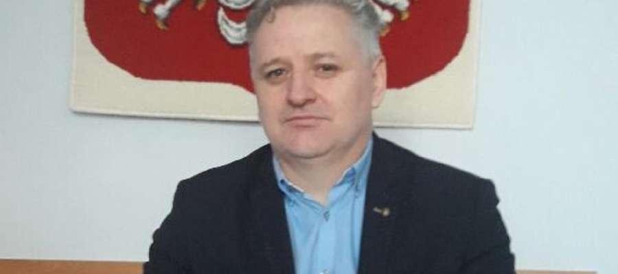 Sławomir Kosin powrócił na stanowisko Dyrektora ZPO w Bieżuniu
