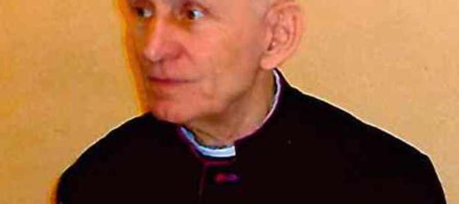 Ks. Lucjan Wiśniewski