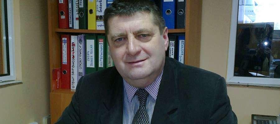 Fot. — Firma Mirpol, której prezesem zarządu jest Mirosław Król organizuje konferencje razem z Warmińsko-Mazurskim Ośrodkiem Doradztwa Rolniczego z siedzibą w Olsztynie