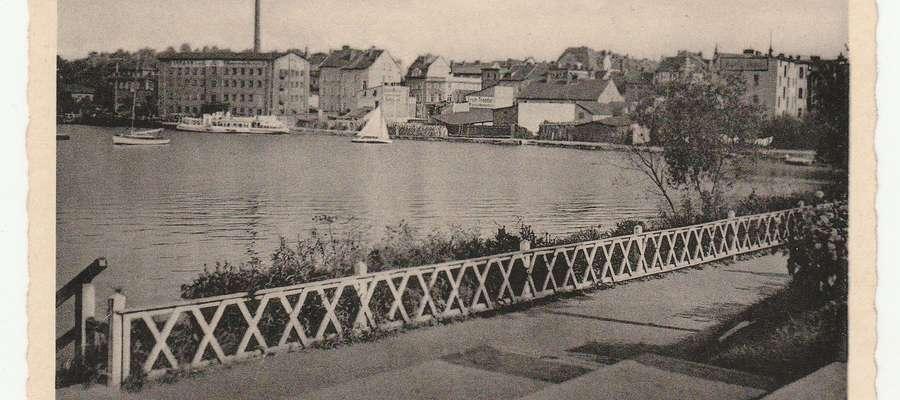 Widok na Ostródę albo… ten Ostród (po mazursku). Dla jednych to zachodnia brama Mazur, dla innych stolica Prus Górnych