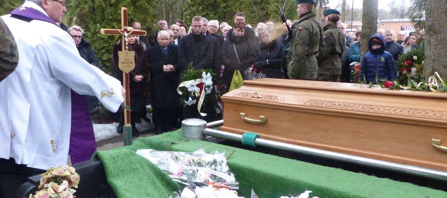 Pogrzeb Józefa Gburzyńskiego
