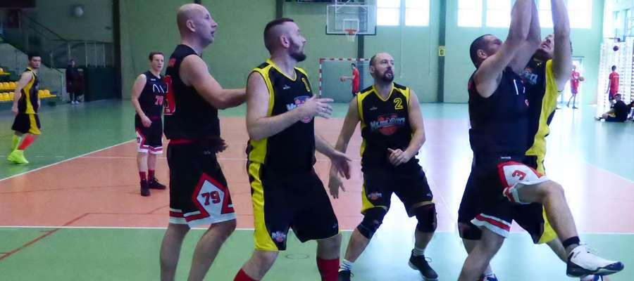 Koszykarze Mejdej Boyz ponownie na czele tabeli