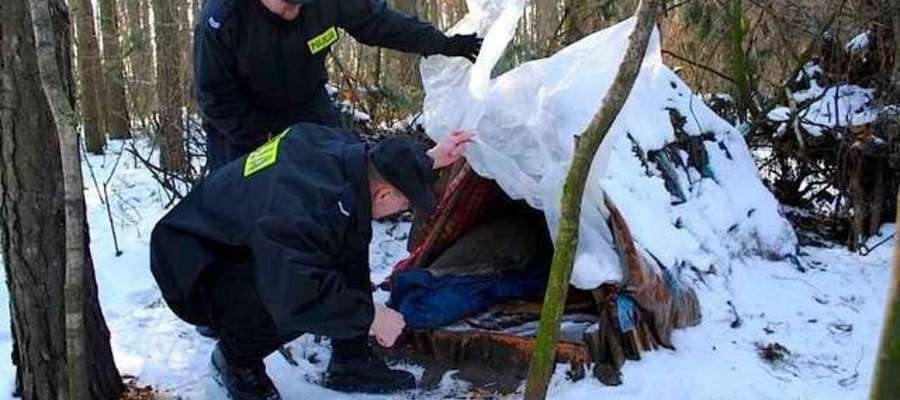Mróz jest szczególnie groźny dla osób bezdomnych