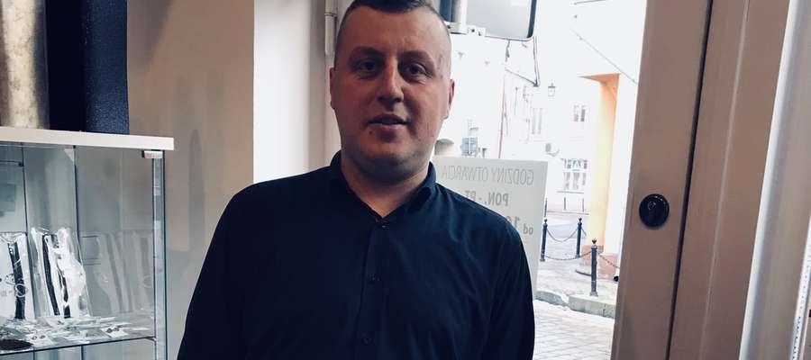 fot. — W tej chwili w plebiscycie na SuperSołtysa 2018 prowadzi Emil Rońda. Jest najmłodszym sołtysem w gminie Orneta