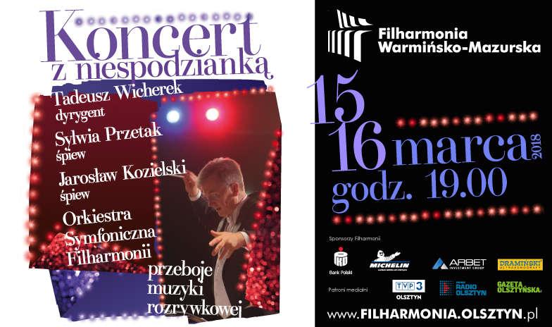 Koncert z niespodzianką! - full image