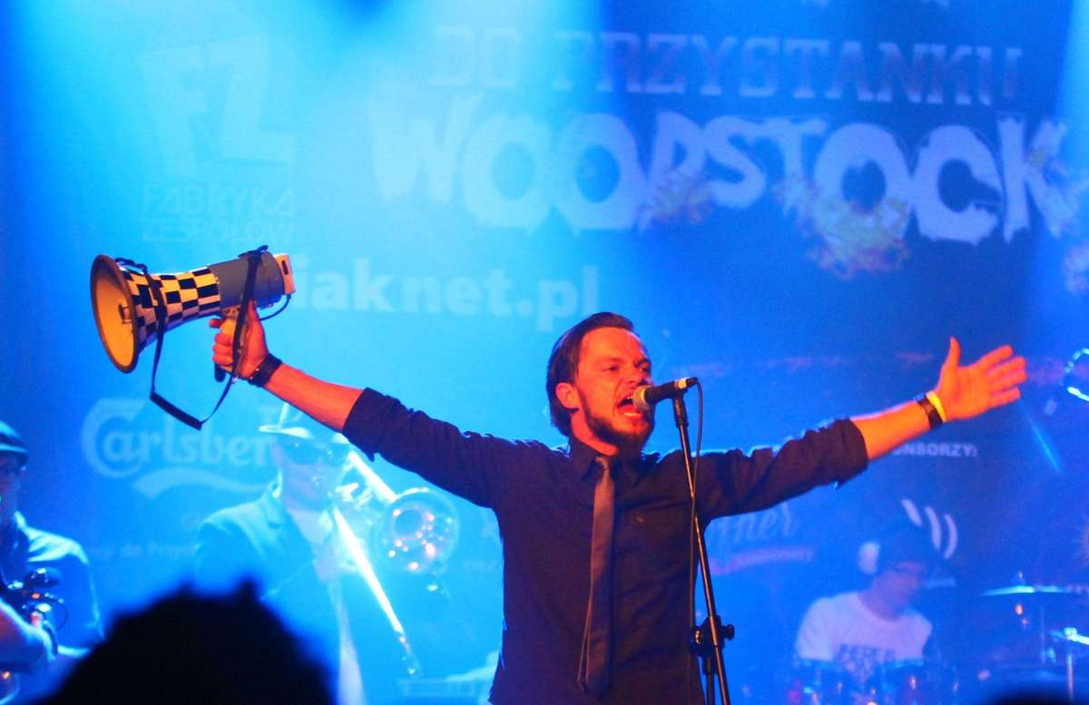 Przystanek Woodstock zmienia nazwę. Teraz będzie to PolAndRock Festival! - full image
