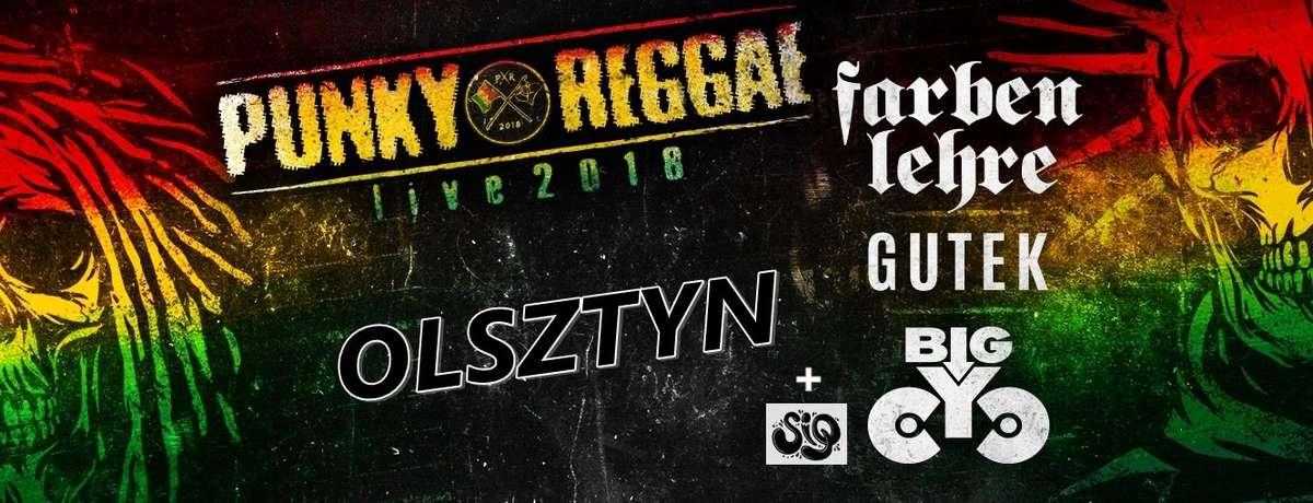 Punky Reggae live 2018 / Olsztyn - Nowy Andergrant - full image