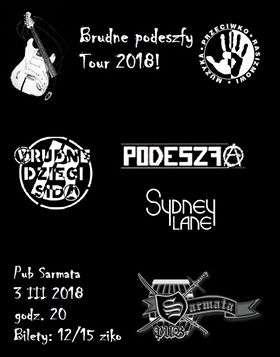 Brudne podeszFy Tour w Sarmacie - full image