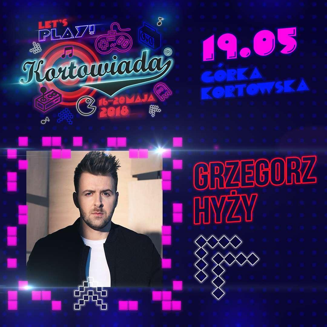 Grzegorz Hyży kolejną gwiazdą Kortowiady - full image