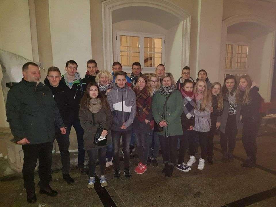 Uczniowie ze szkoły w Kurzętniku byli w Częstochowie