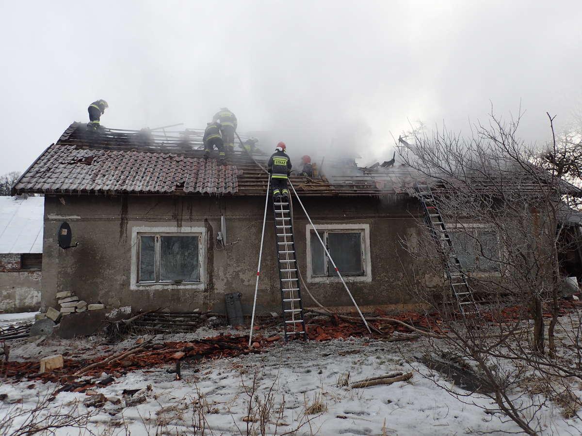 Pożar w Nowosadach