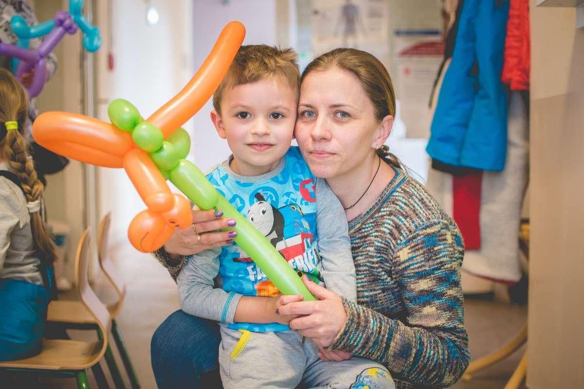 Agnieszka Angowska z Julianem