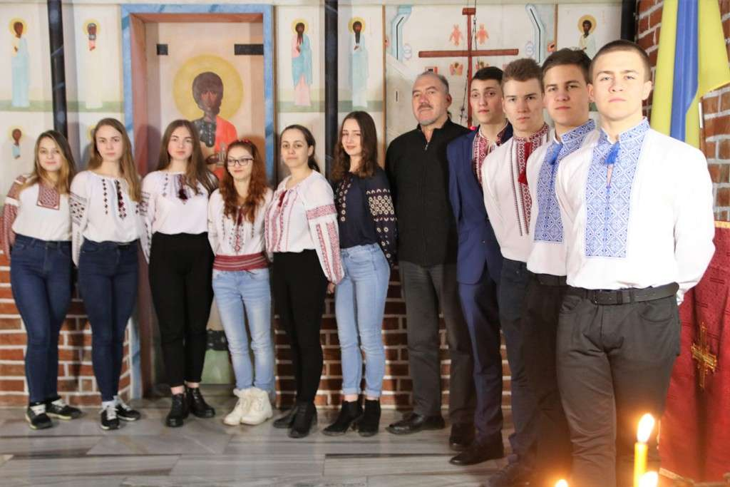 "Pomnik dla ""proboszcza Majdanka"" - full image"