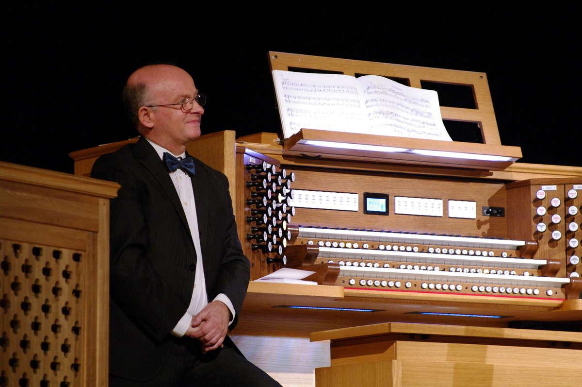 Jarosław Ciecierski - Mistrzowski Recital Organowy - full image