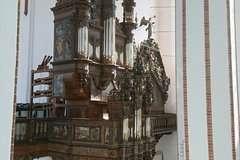 Zabytkowe organy w Klasztorze Świętej Trójcy odzyskały dawny blask - full image