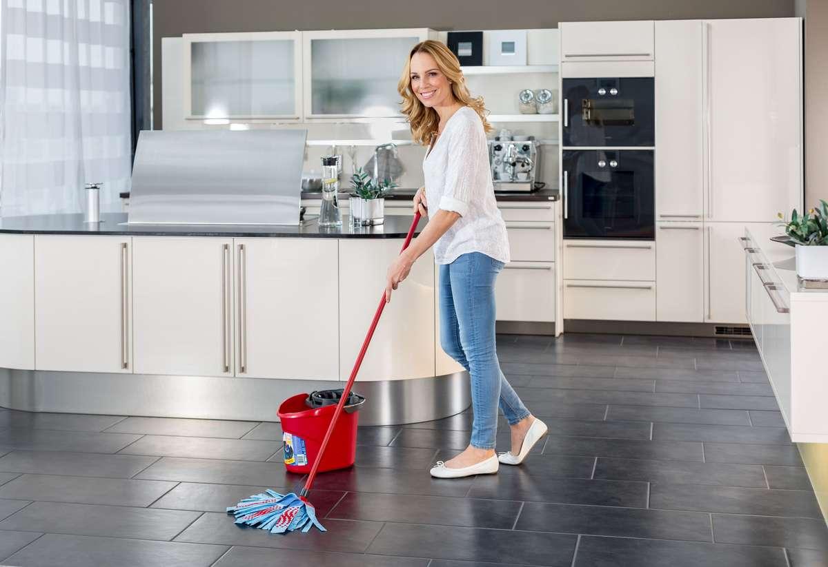 Małe sprzątanie po wielkim remoncie - full image