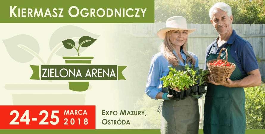 Twój Dom, Twój Ogród. Zielona Arena w Ostródzie - full image