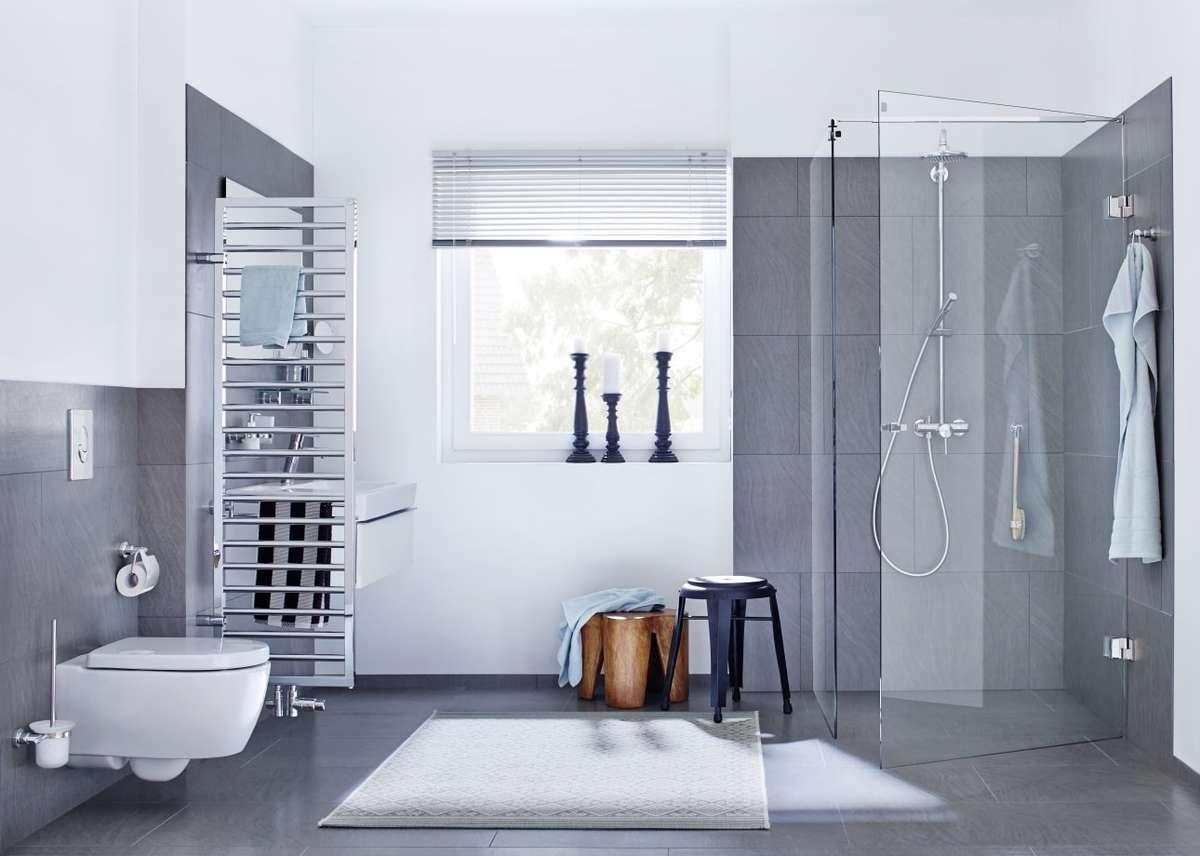 Samodzielny remont łazienki  - full image