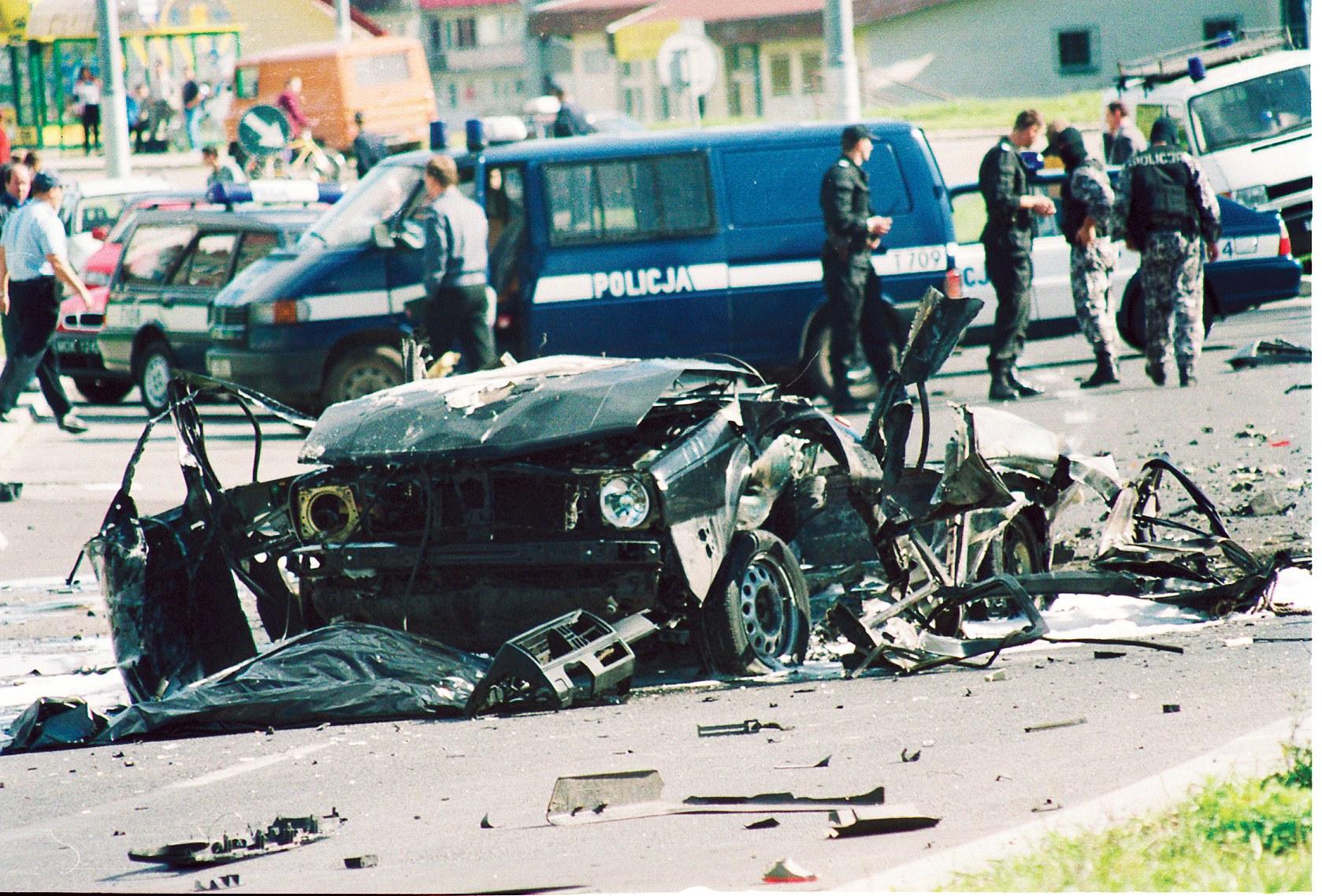 """672e7be403 W drugiej połowie 2000 r. miała swoje apogeum wojna gangów w Olsztynie.  Egzekucja """"Lenina"""" oznaczała"""