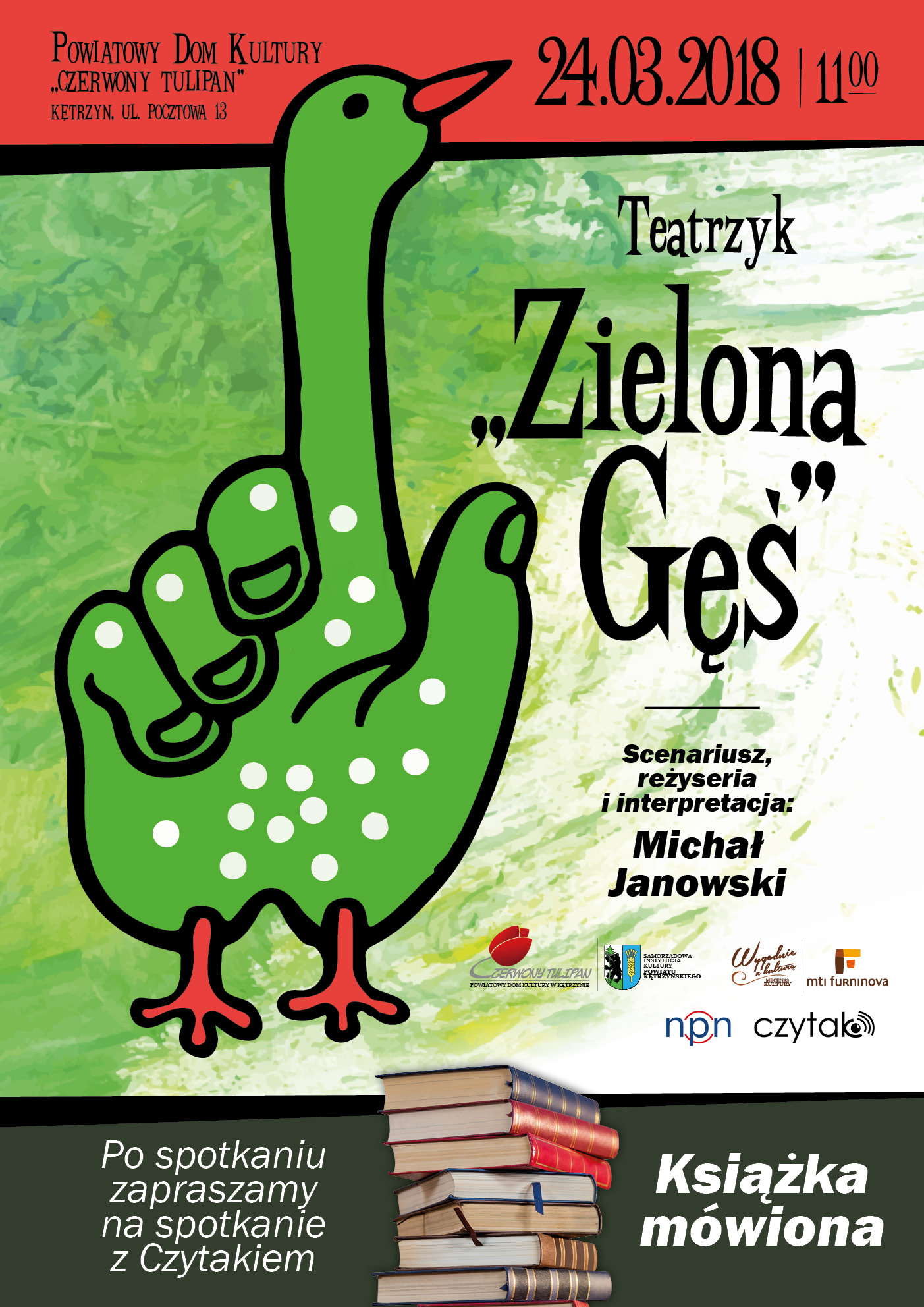Teatrzyk Zielona Gęś Kętrzyn