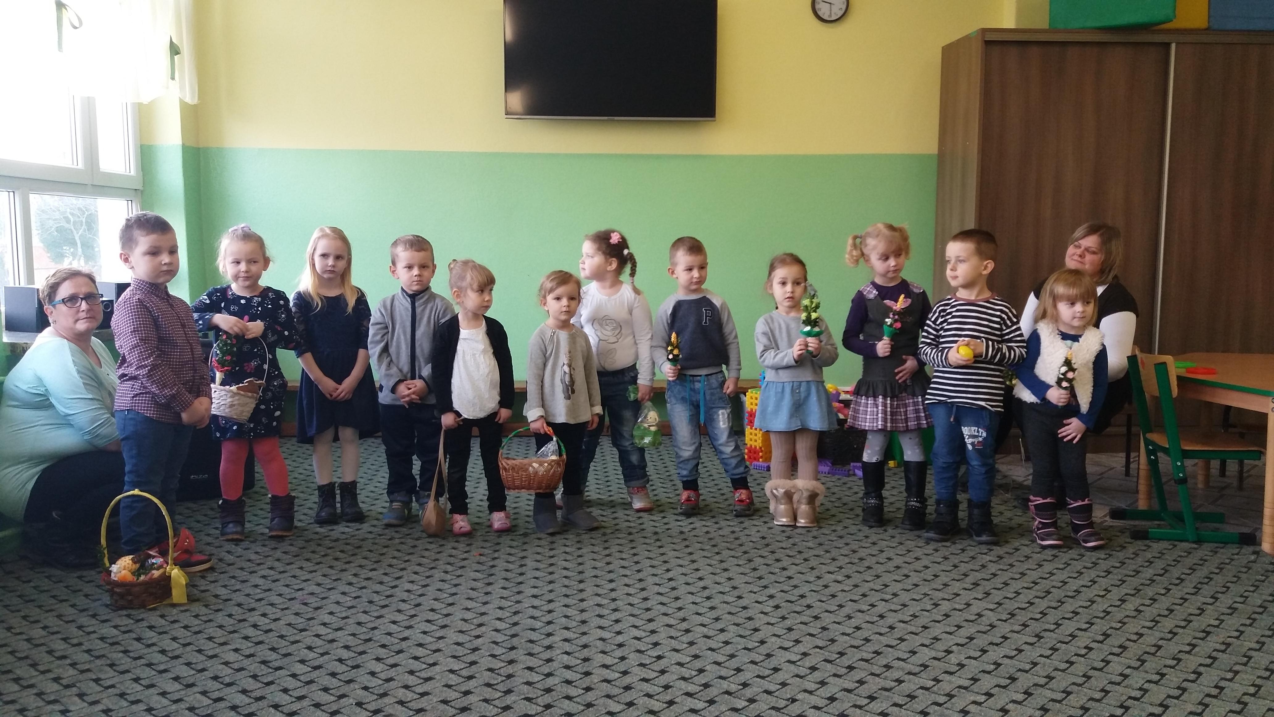Wielkanoc Tuż Tuż Czyli Warsztaty Wielkanocne W Oddziale