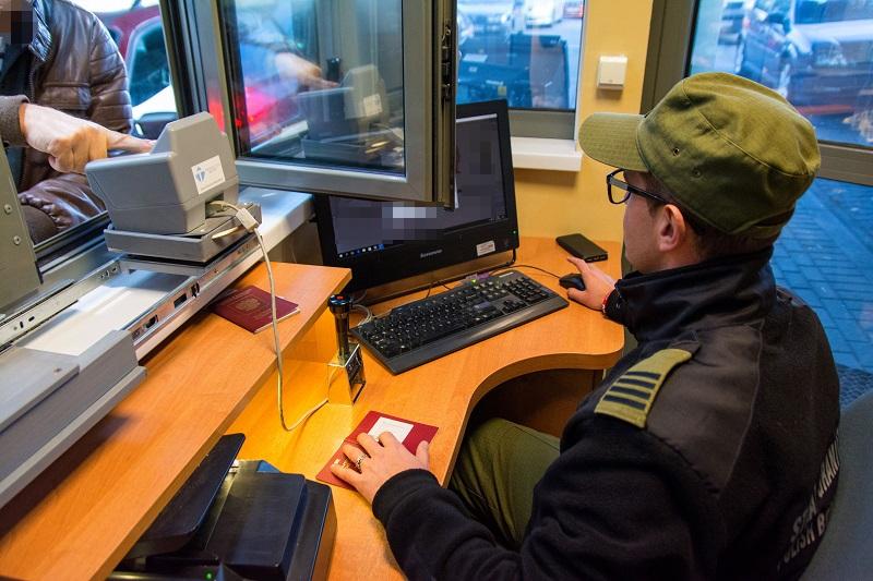 На границе в Гроново задержали россиянина, подозреваемого в убийстве
