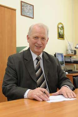 prof. Stefan Smoczyński, pełnomocnik rektora UWM ds. uniwersytetu trzeciego wieku