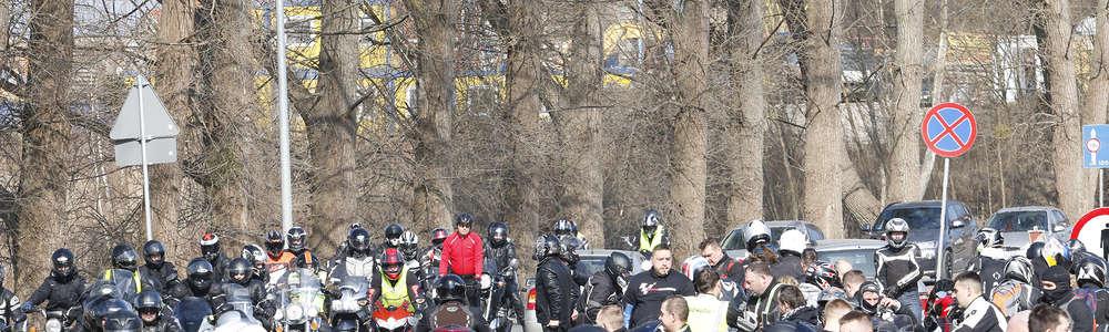 Motocykliści rozpoczęli sezon [VIDEO, ZDJĘCIA]